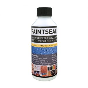 Additivo impermeabilizzante per pittura, additivo idrorepellente per pittura, antimuffa per pittura