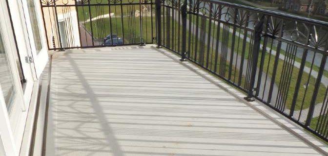Impermeabilizzante per terrazzi e balconi - 123 Stop Umidita