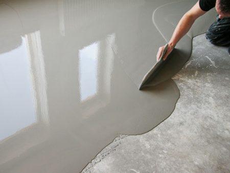 Impermeabilizzazione, sottofondo, massetto, calcestruzzo, cemento