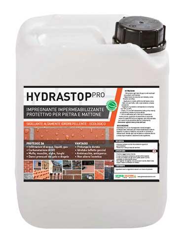 Hydrastop Pro, impregnante idrorepellente pietra, impermeabilizzante, idrorepellente, pietra, cotto, laterizio